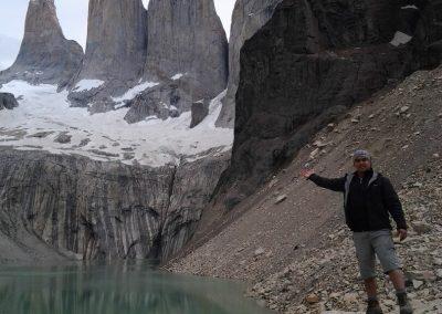 Full Day Trekking Base Torres